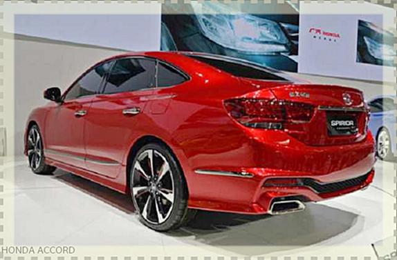 2017 Honda Accord Spirior Specs & Release Date Uk - Accord Release