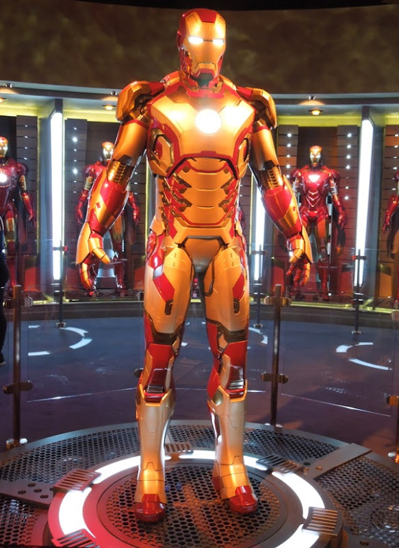 Iron Man Mark 42 suit