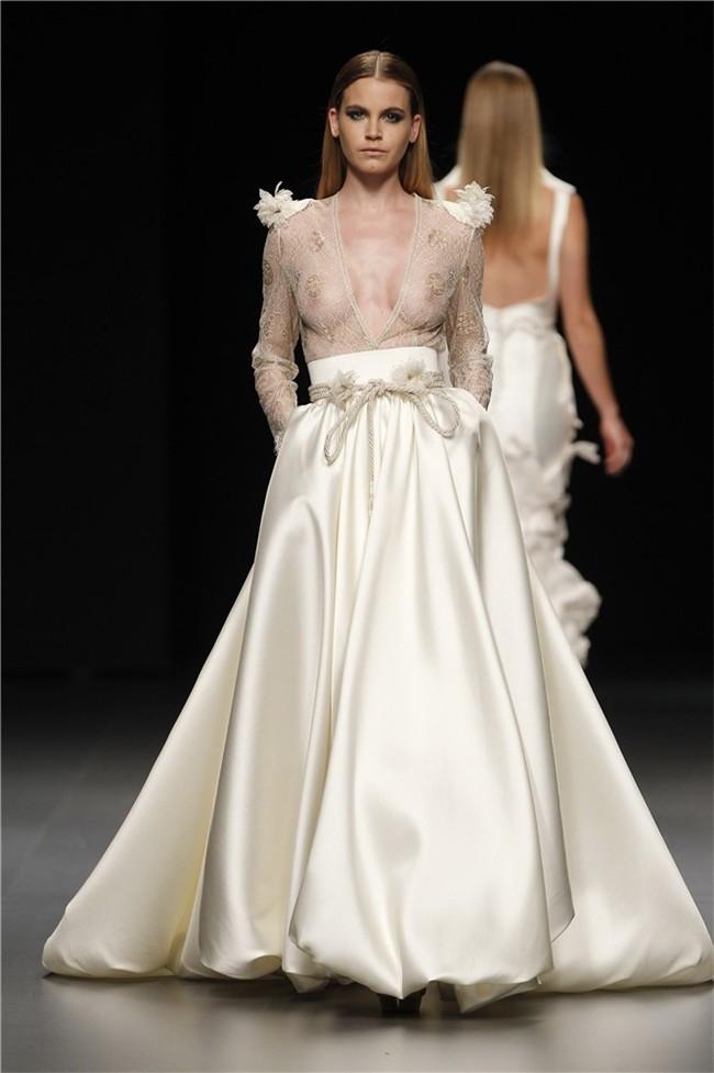 los vestidos de novia mas atrevidos – vestidos de boda