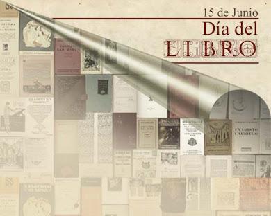 15 DE JUNIO - DÍA DEL LIBRO