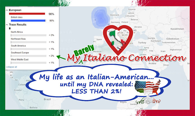 My Barely Italiano Connection