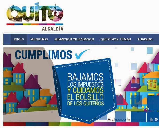 consultar impuesto predial Quito 2015