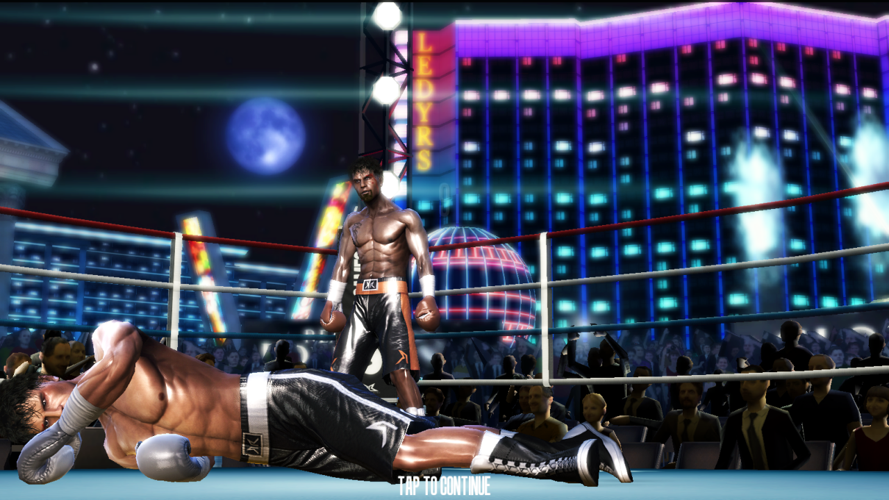 Real Boxing Apk with Obb Data