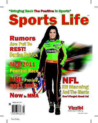 New Issue of Sportslife Now on Newstands