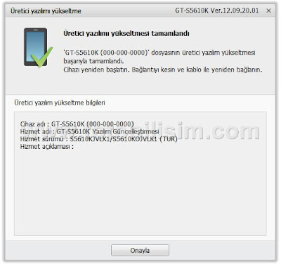 samsung kies free download for s5610k