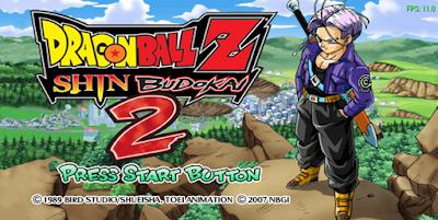 Dragon Ball Z Shin Budokai 2 Para Android [PPSSPP ...