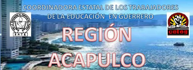 CETEG REGIÓN ACAPULCO
