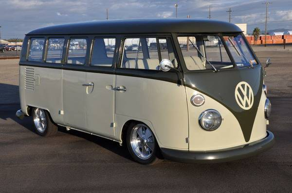 1966 Volkswagen Bus 13 Window | vw bus wagon
