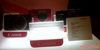 Kamera Canon PowerShot D20