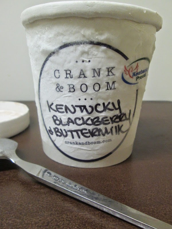 KY Blackberry and Buttermilk Crank and Boom
