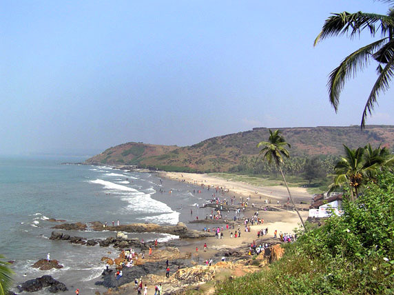 Welcome To Incredible India Most Beautiful Places In Goa