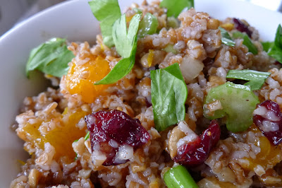 bulgur wheat Salad Recipe