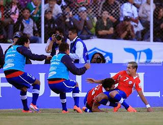 Resultado Bolivia Vs Chile – Eliminatorias 2014