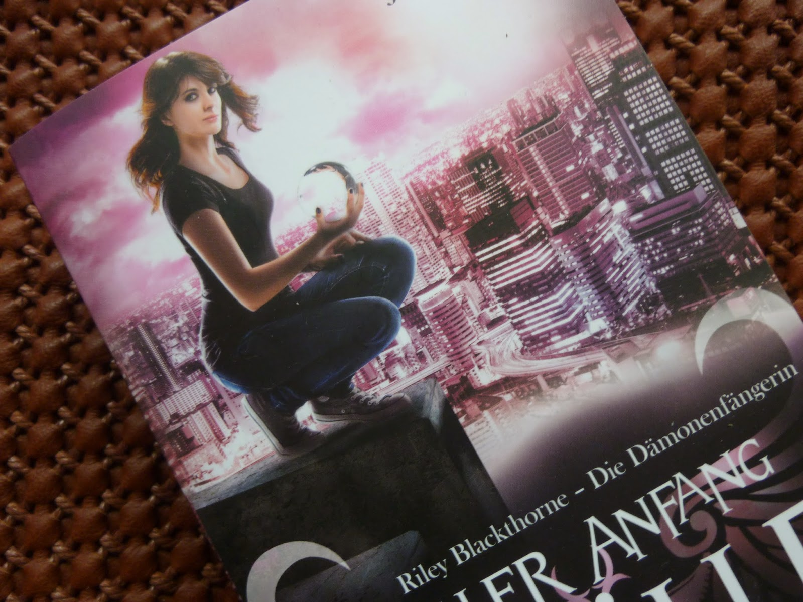 Aller Anfang ist die Hölle - Rezension - Buch Aller Anfang ist die Hölle von Riley Blackthone - Pandastic Books Blog
