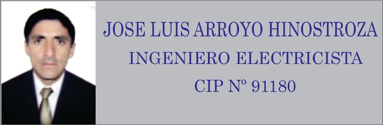 ARROYO INGENIERO ELECTRICISTA