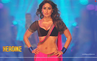 Heroine Wallpaper Halkat Jawani Kareena Kapoor