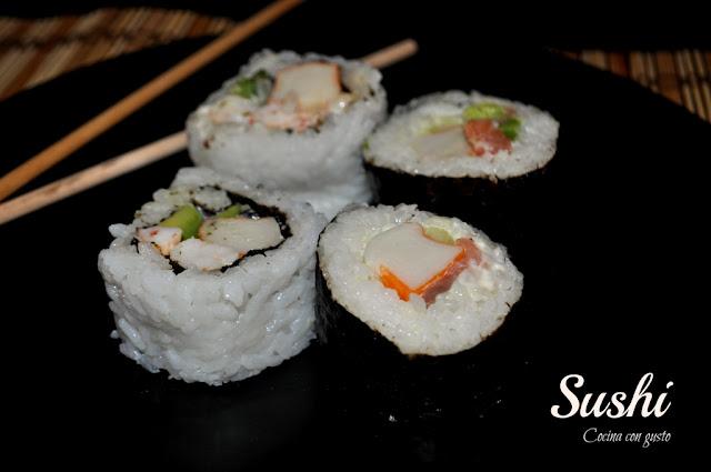 Cocina con gusto sushi para novatos - Cocina para novatos ...