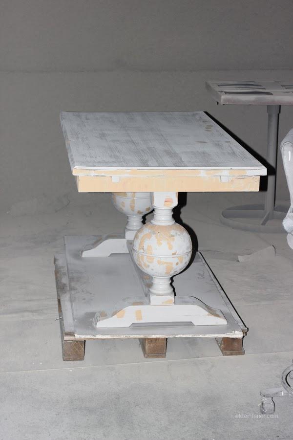 EKTE INTERIØR: Profesjonell lakkering av møbler!