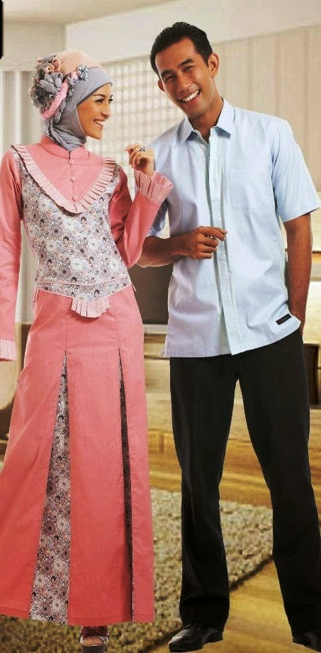 Baju Muslim Modern Terbaru 2015