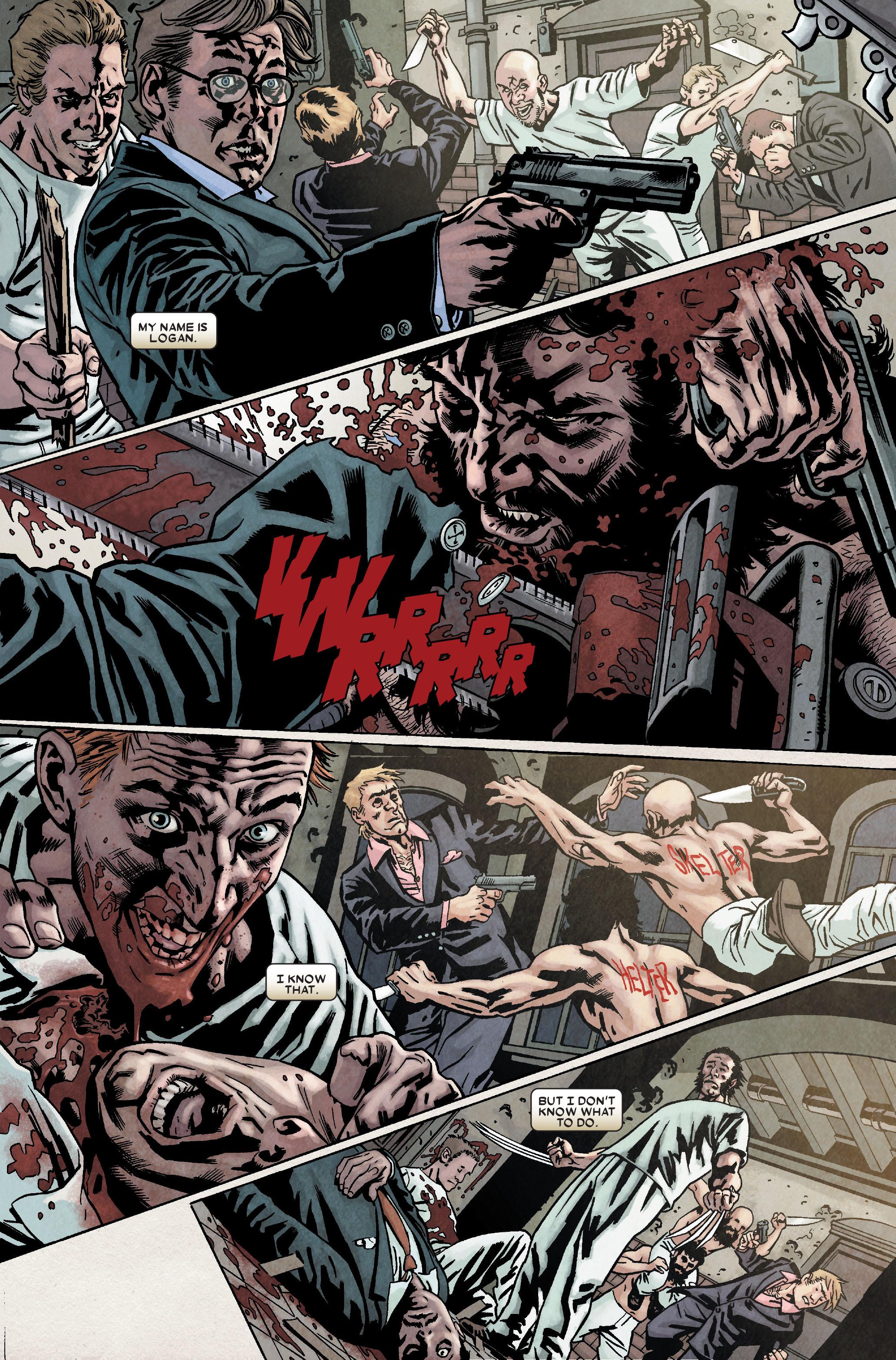 Wolverine: Weapon X #9 #8 - English 9