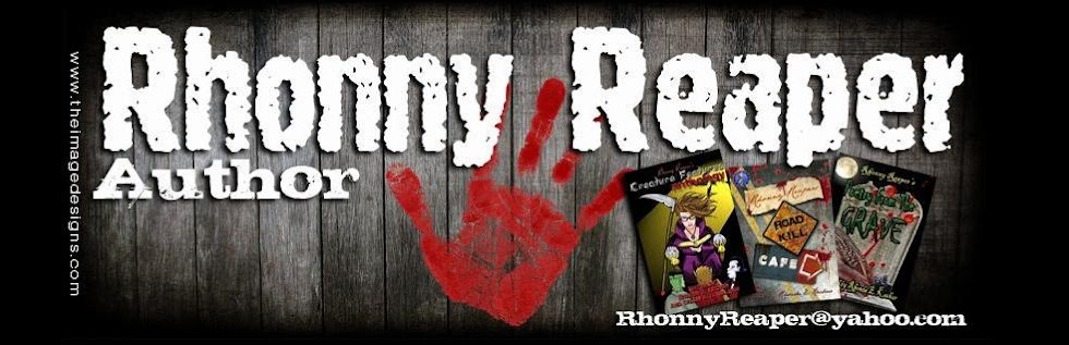 The Blog of Rhonny Reaper