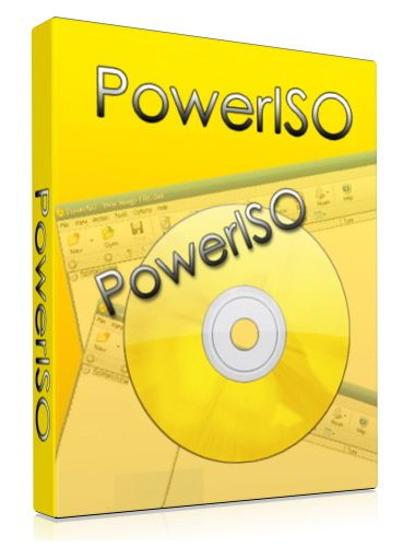 PowerISO 5.70 Portable