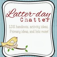 Today's Giveaway is from Jessica of Latter-Day Chatter.