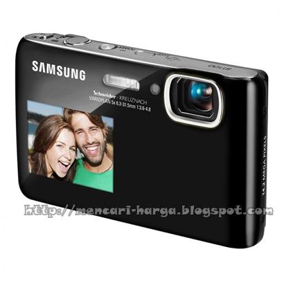 Kamera Samsung ST100 Dual LCD