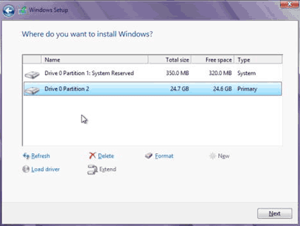 Cara Install Windows 8-11