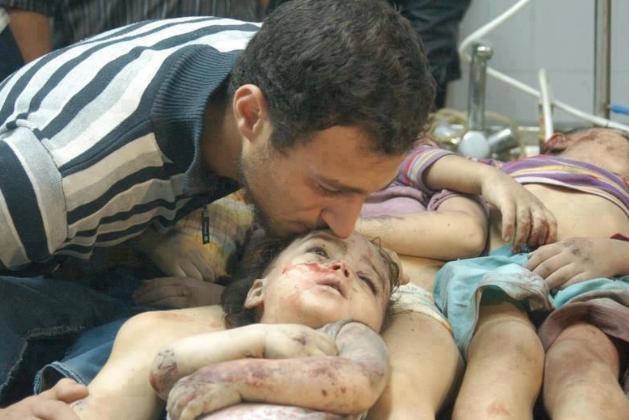 24 Gambar Kekejaman Terkini Tentera Israel Di Gaza Palestin !..