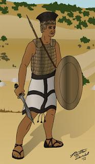 Biblical Animation Blog: Bible Concept Art - Philistine ...