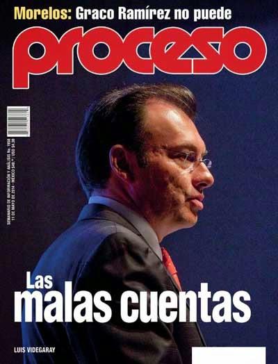 Revista Proceso 1958 Las malas cuentas PDF Digital
