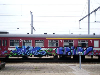 graffiti OWA CREW