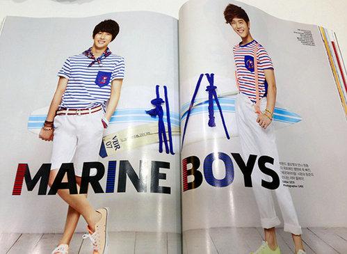 CECI, 韓國, 預購, 代購, 彩妝品, 流行雜誌, 流行, 雜誌,