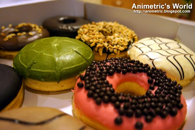Assorted J. Co Donuts