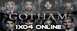 gothan 1x04 online Subtitulado