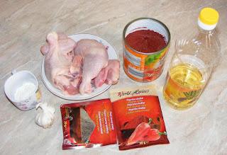 ingrediente pentru ostropel de pui, retete cu carne de pui, retete cu bulion, retete cu faina si usturoi, cum se face ostropelul de pui, retete culinare,