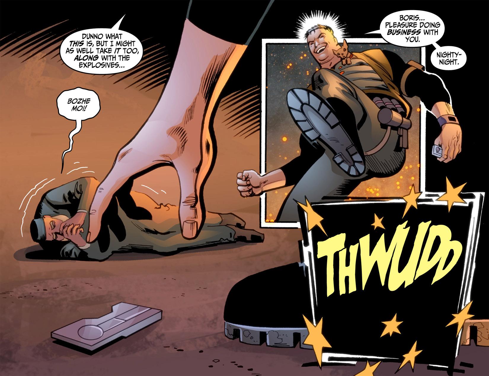 Batman Beyond (2012) Issue #3 #3 - English 11