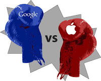 apple iOs vs Google Android OS