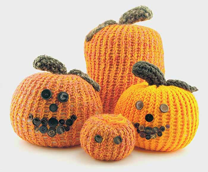 The Knifty Knitter: Pumpkin Patterns for the Knifty Knitter Looms