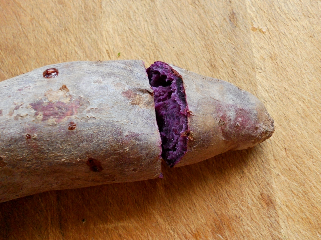 Yam http://beforeitsnews.com/cooking-and-recipes/2011/09/purple-yam