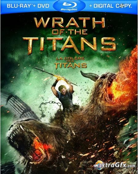 WRATH OF THE TITANS (2012)