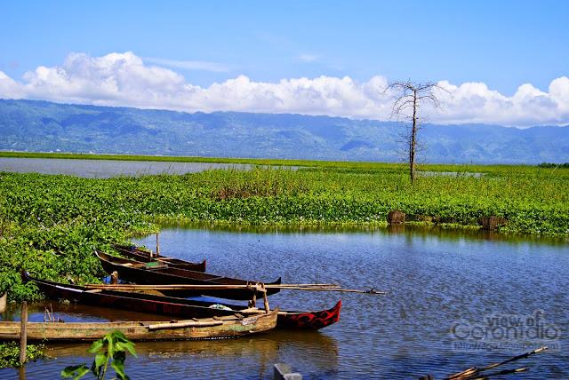 Wisata Danau Limboto Gorontalo