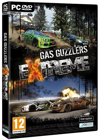 Pro Evolution Soccer 2014 Pal Front Cover 81853  Gas Guzzlers Extreme RELOADED Gas Guzzlers Extreme
