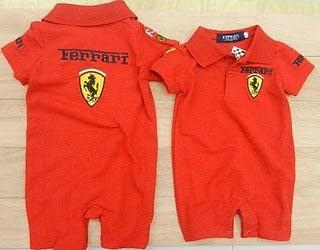 baby ferrari - list of