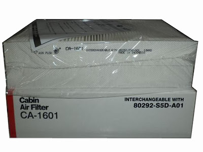 Cabin Air Filter - Filter AC Honda CRV, Stream