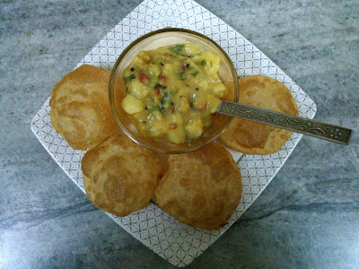 Poori kizhangu