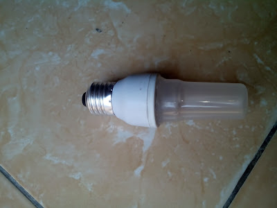 Lampu UV Perangkap Hama DC