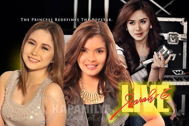 KZ Tandingan and Yeng Constantino on Sarah G Live! this December 2