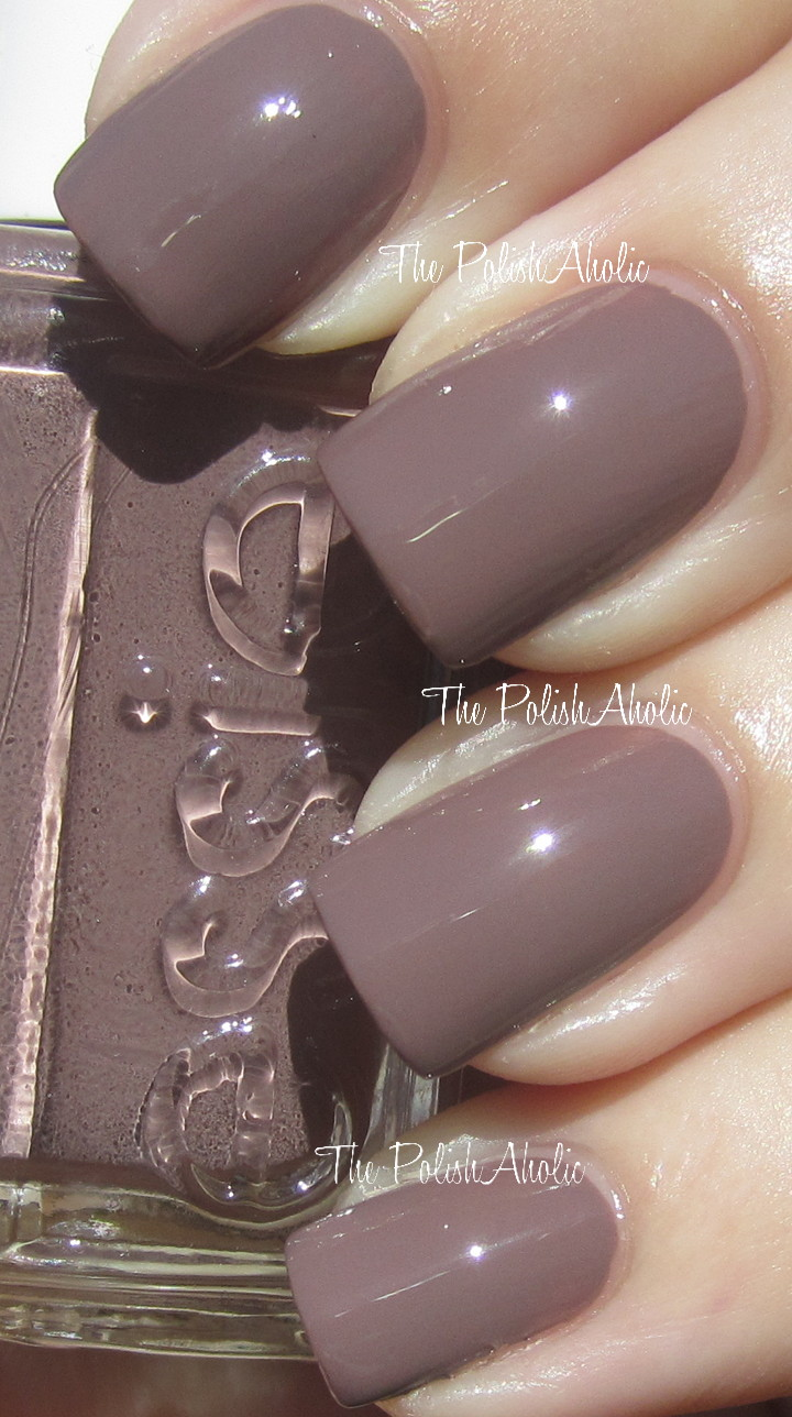 Essie Fall 2012 Stylenomics Collection Swatches